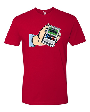 S7S Handheld Electronic Football Tee