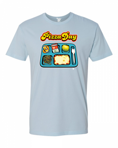 S7S Pizza Day Tee
