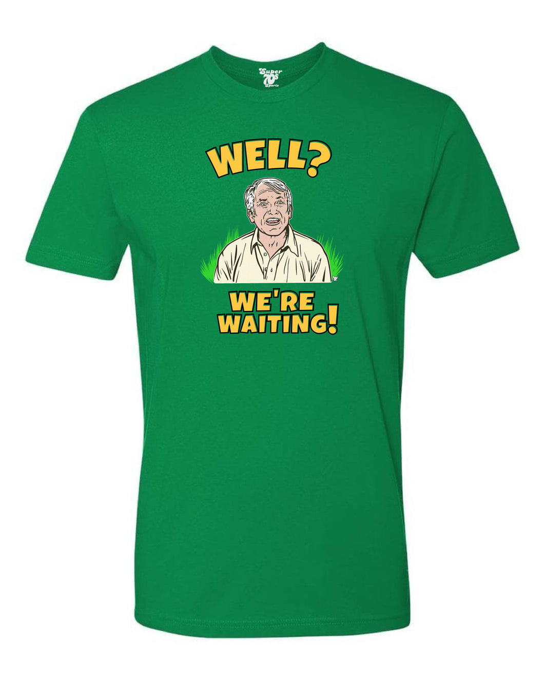 S7S Well We're Waiting Tee
