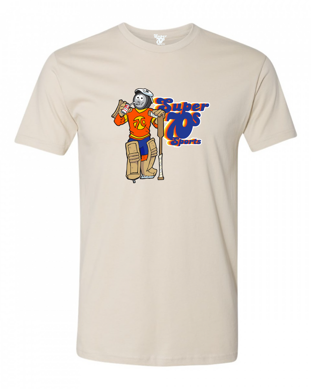 S7S Hockey Man Tee
