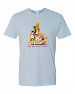 1972 ABA All Star Game Tee