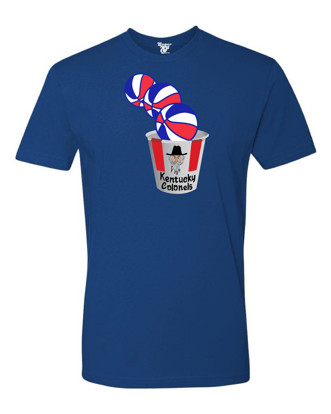 Kentucky Colonels Bucket Tee