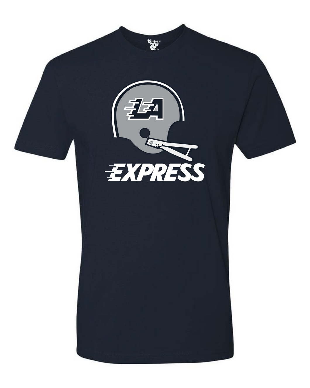1983 Los Angeles Express Tee