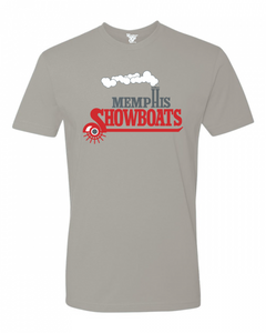 1984 Memphis Showboats Alternate Tee