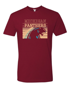 1983 Michigan Panthers Tee