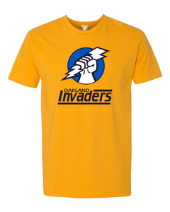 1983 Oakland Invaders Tee