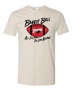 1983 Tampa Bay Bandits Alternate Tee