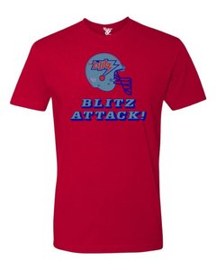 1983 Chicago Blitz Alternate Tee