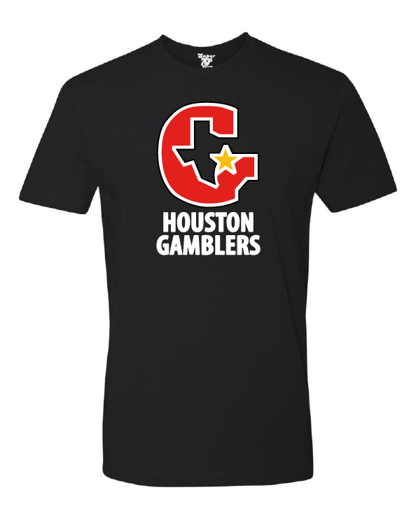 1984 Houston Gamblers Tee