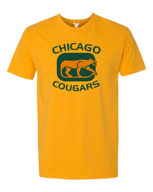 1972 Chicago Cougars Tee