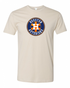 Houston Asterisks Tee