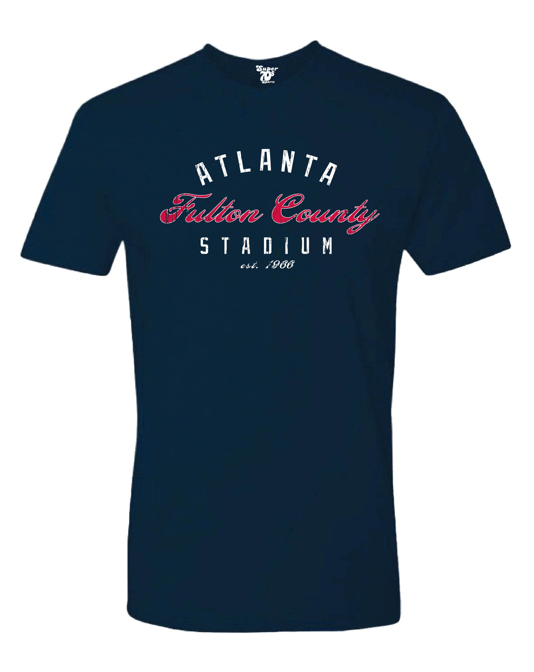Atlanta Fulton County Stadium Tee