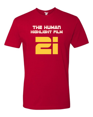The Human Highlight Film Tee