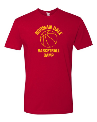 Norman Dale Basketball Tee