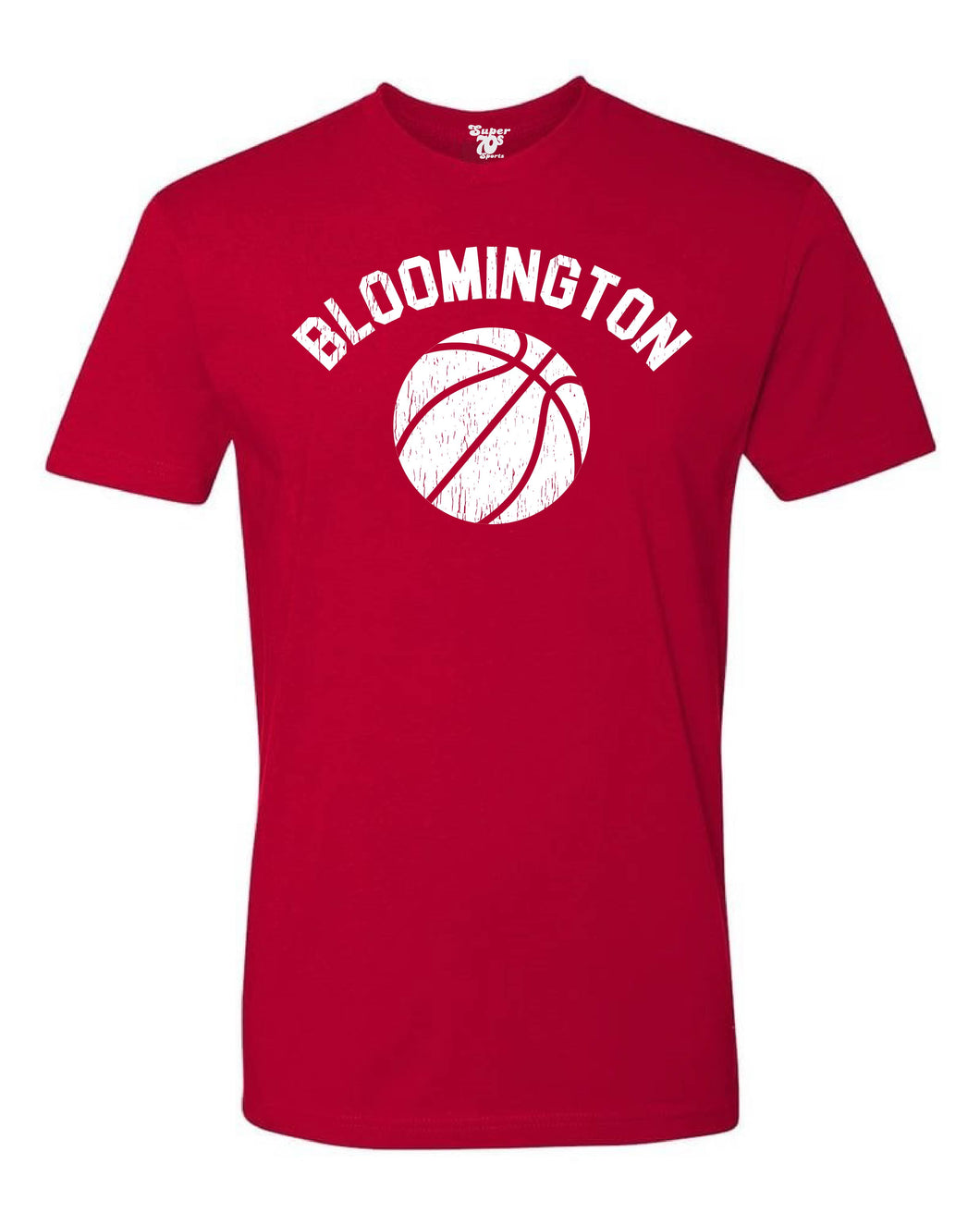 Bloomington Basketball Tee