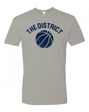 The District Basketball Tee
