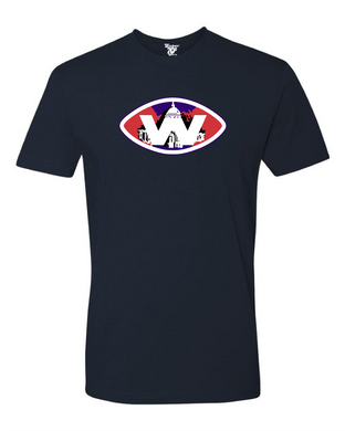 1975 Washington Ambassadors Tee