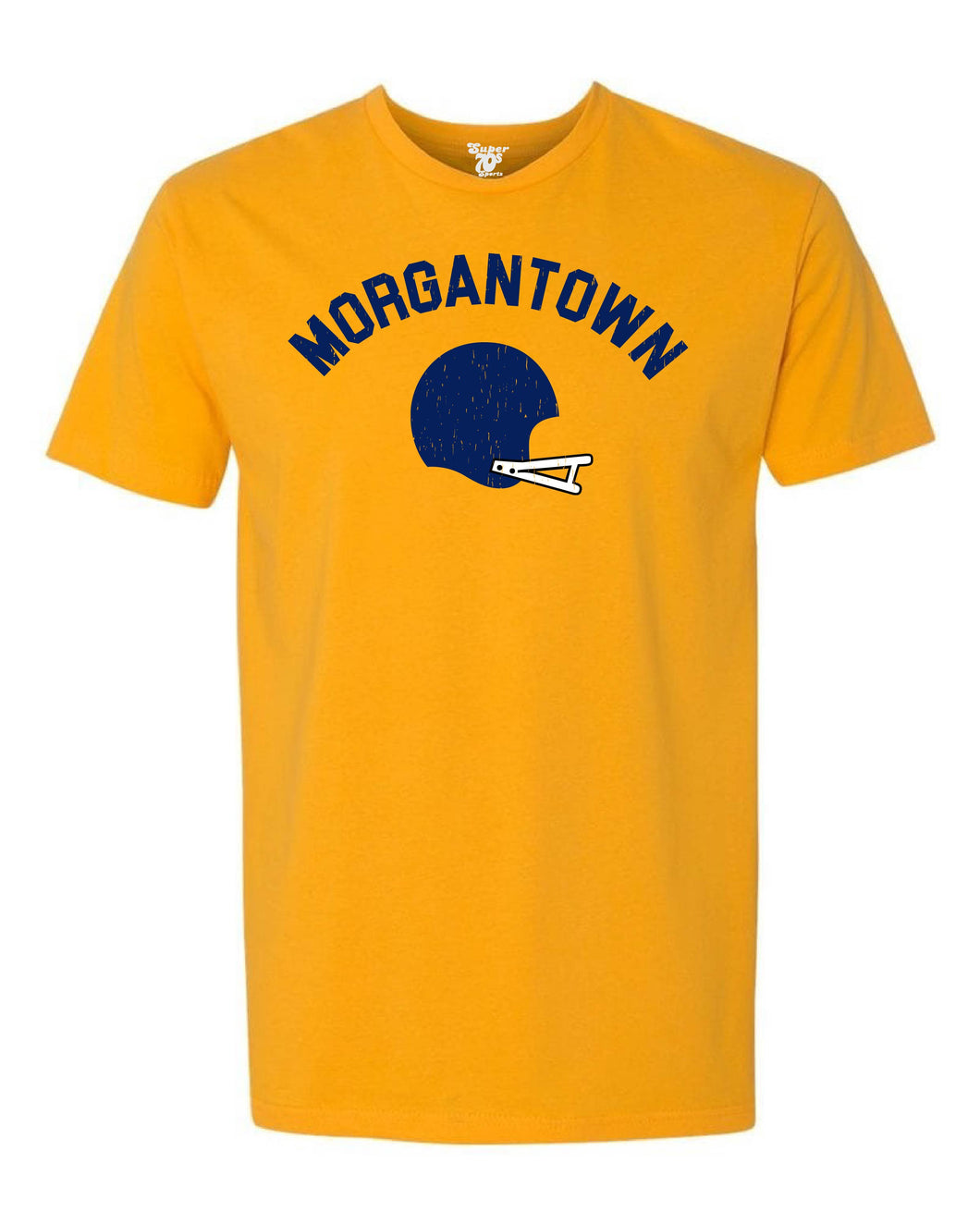 Morgantown Football Tee