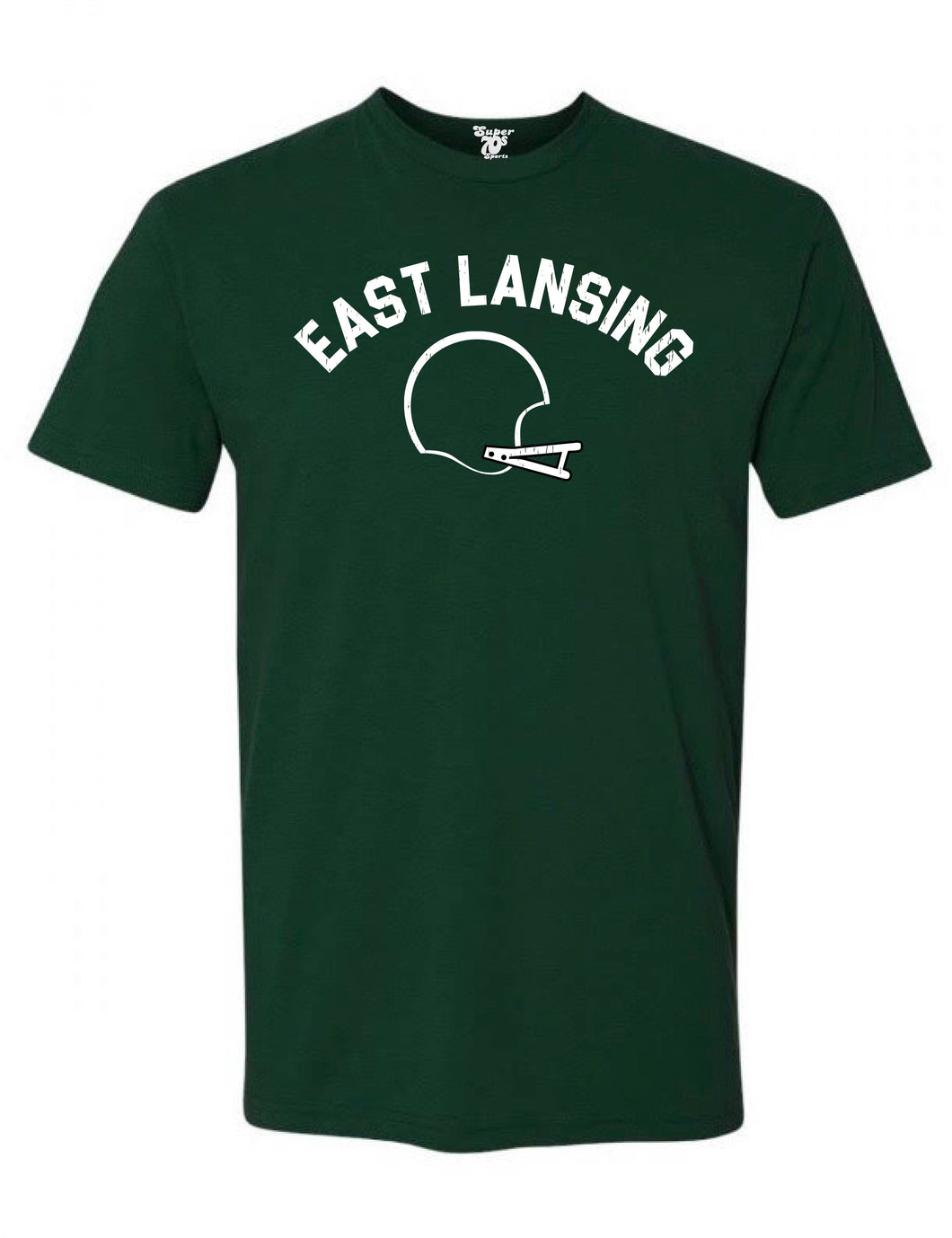 East Lansing Football Tee