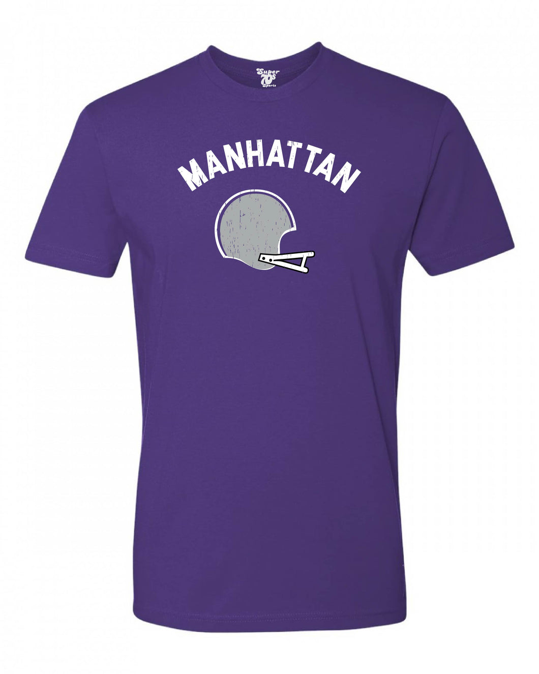 Manhattan Football Tee