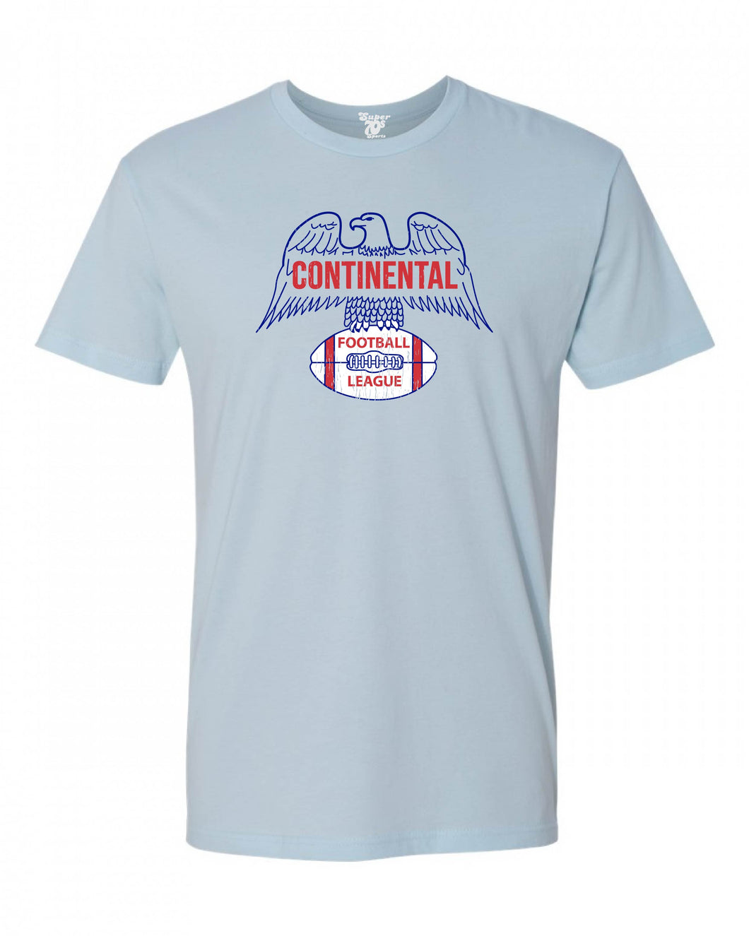 Continental Football League Tee