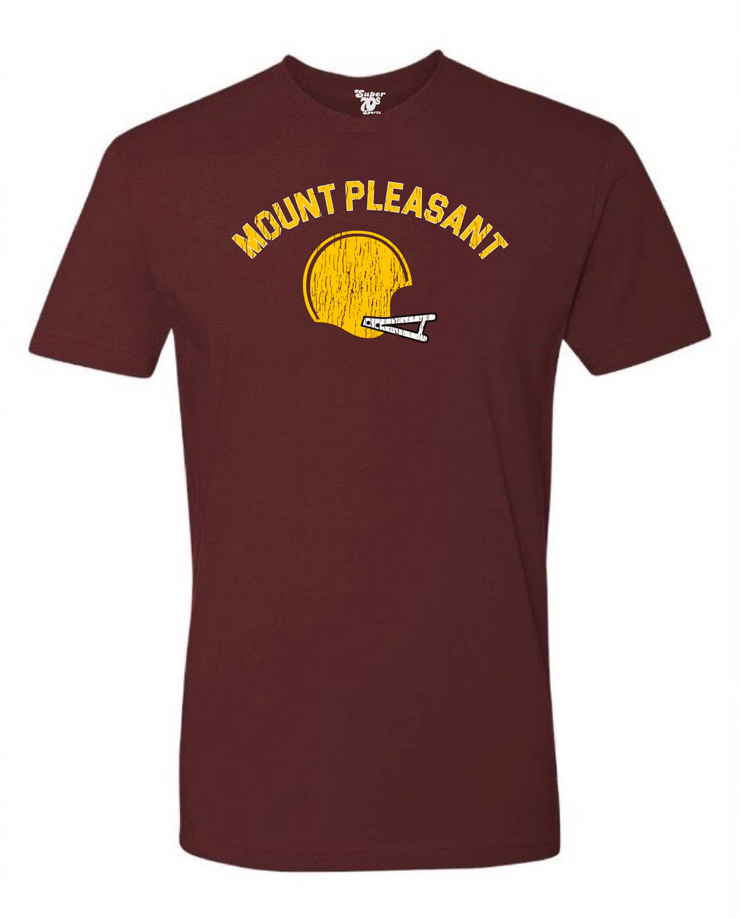 Mount Pleasant Football Tee