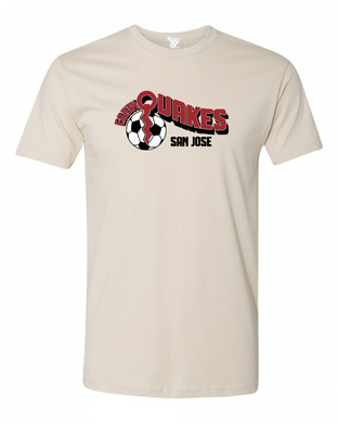 1976 San Jose Earthquakes Tee