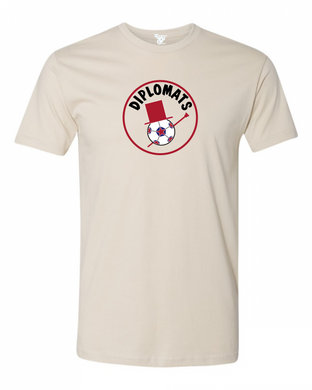 1977 Washington Diplomats Tee