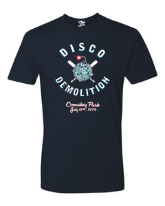 Disco Demolition Tee