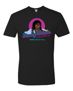 Randy Watson World Tour Tee