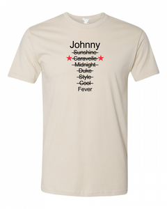 Johnny Fever Tee