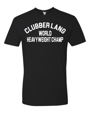 Clubber World Champ Tee