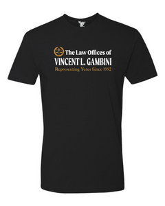 Gambini Law Offices Tee