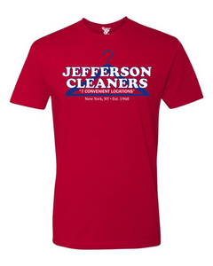 Jefferson Cleaners Tee