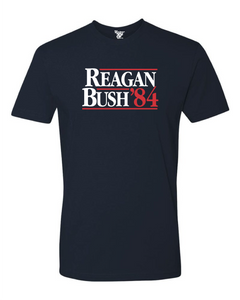 Reagan / Bush '84 Tee