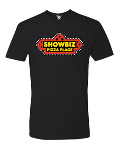 ShowBiz Pizza Place Tee