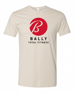 Bally Total Fitness Tee