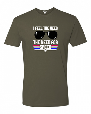 The Need For Speed Tee