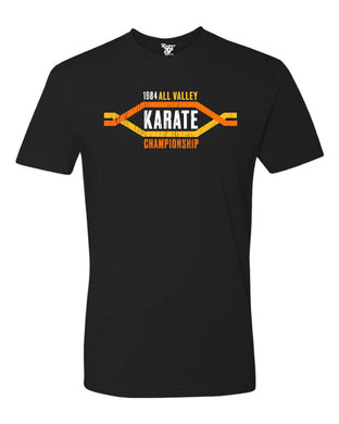 All Valley Karate Tee