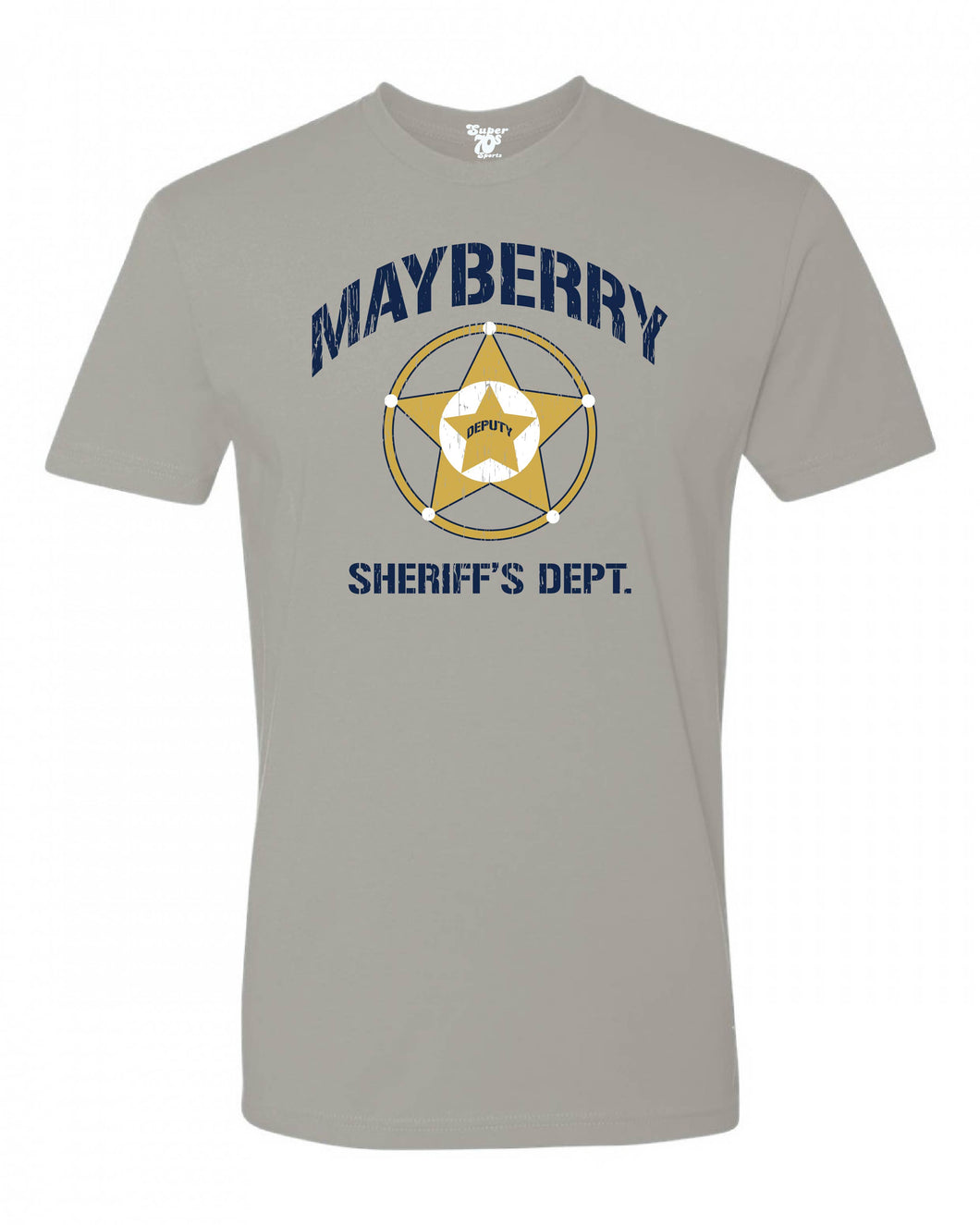 Mayberry Sheriff Tee