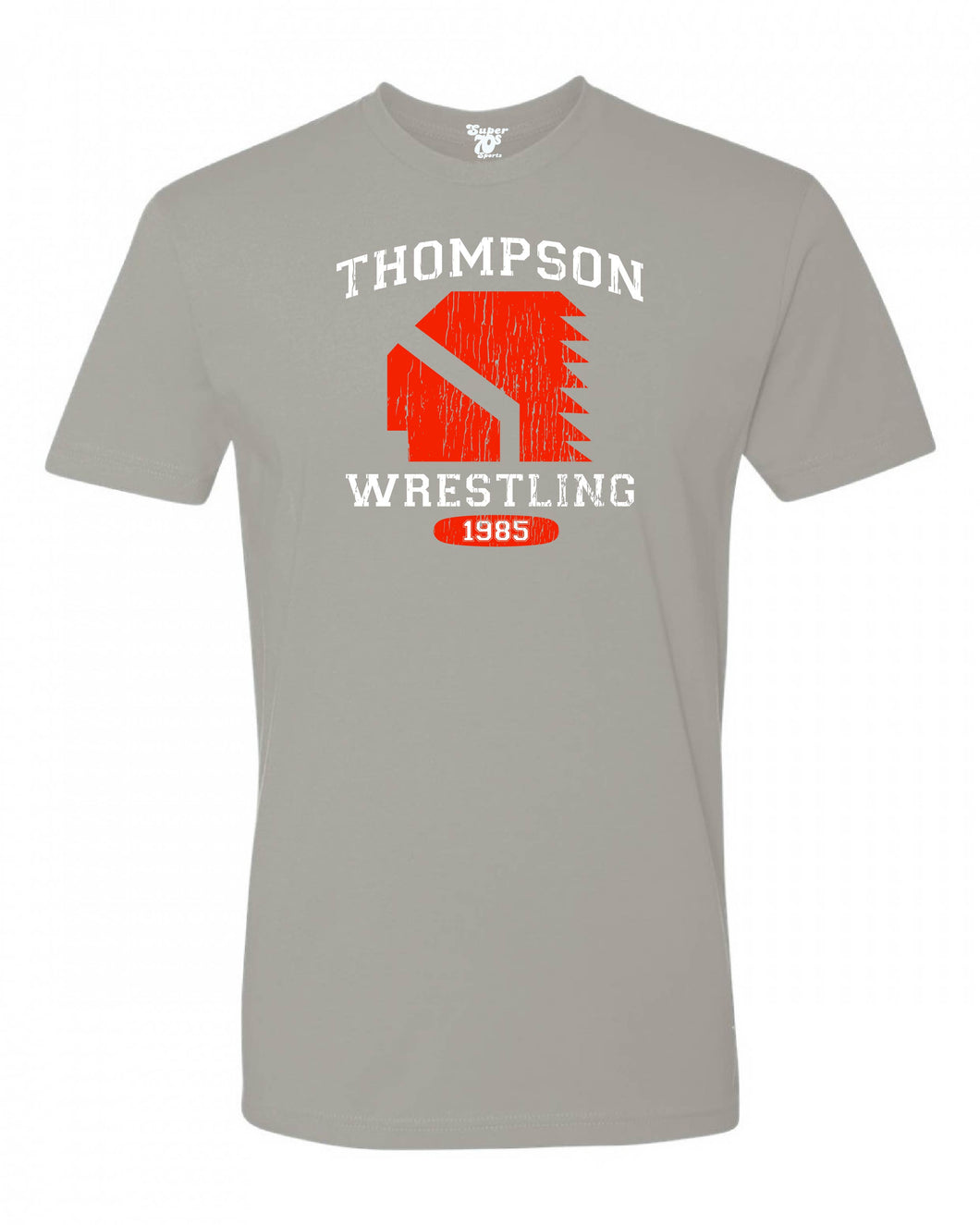 Thompson Wrestling Tee
