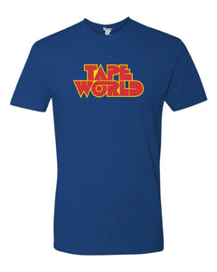 Tape World Tee