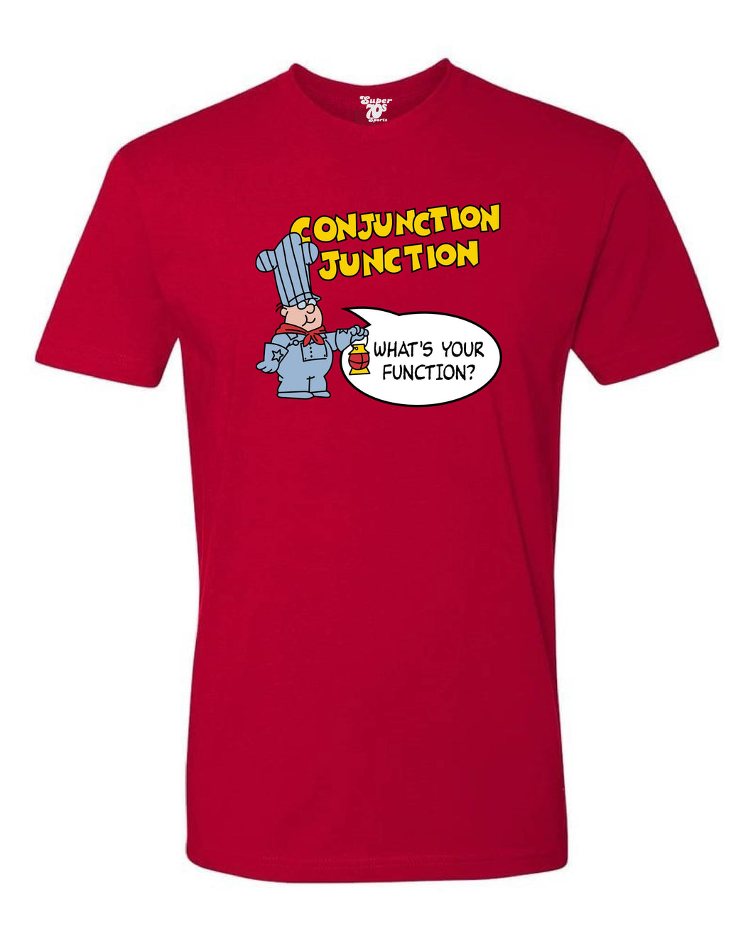 Conjunction Junction Tee