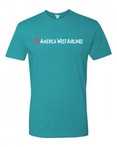 America West Airlines Tee