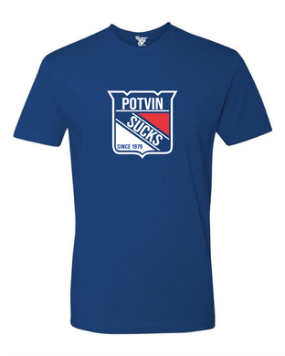 Potvin Sucks Tee