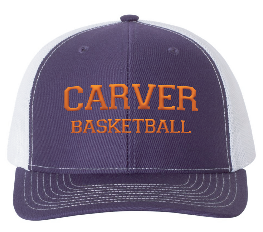 Carver Basketball Hat