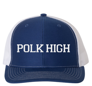 Polk High School Hat