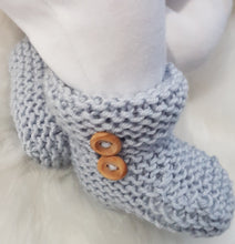 Load image into Gallery viewer, 12. Booties (Unisex) - Download - Designs By Tracy D