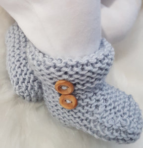 12. Booties (Unisex) - Download - Designs By Tracy D