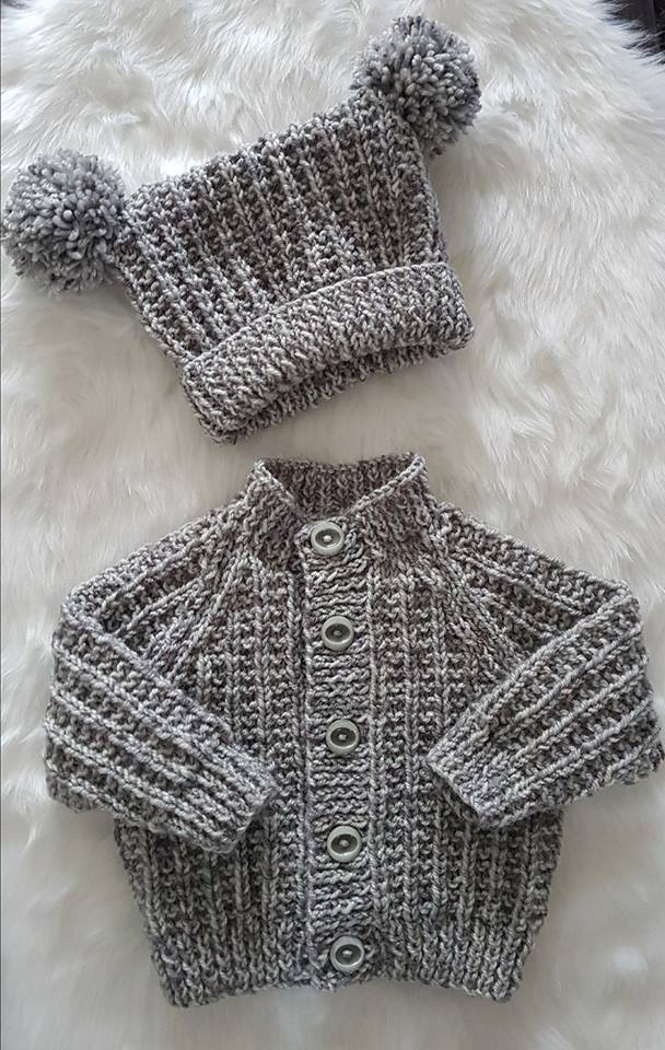 Jacob Baby Knitting Pattern - Download - Designs By Tracy D